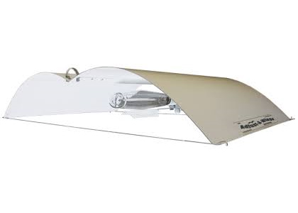 Adjust A Wing Reflector 600w Magnetic Ballast Hps Lamp Kit
